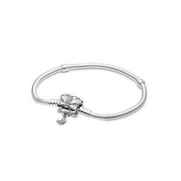 Pandora Moments ezüst elragadó pillangó karkötő 597929CZ