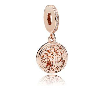 Pandora Rose Családfa Függő Charm 781988CZ