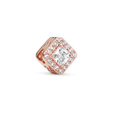 Pandora Rose Geometrikus ragyogás charm 786206CZ