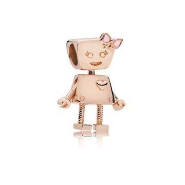 Pandora Bella Bot Rose Charm 787141EN160