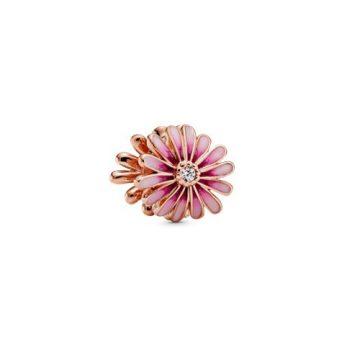 Pandora Rose Rózsaszín Százszorszép Charm 788775C01