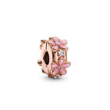 Pandora Rose Rózsaszín százszorszép klip 788809C01