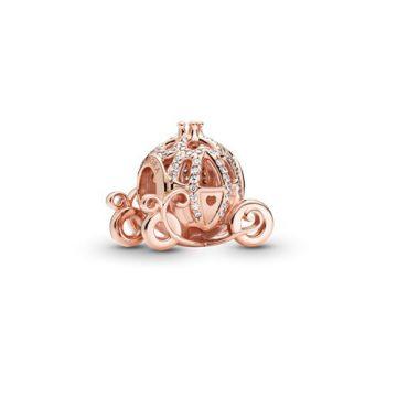 Pandora Rose Disney Hamupipőke szikrázó hintó charm 789189C01