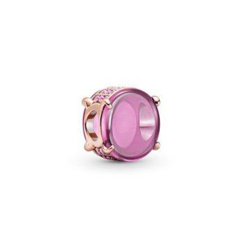 Pandora Rose ovális cabochon charm 789309C02
