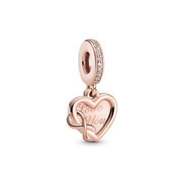 Pandora Végtelenszer szeretlek szív függő charm 789369C01
