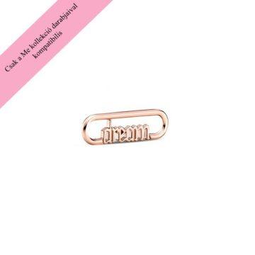 Pandora Me rose Dream feliratú láncszem 789687C00