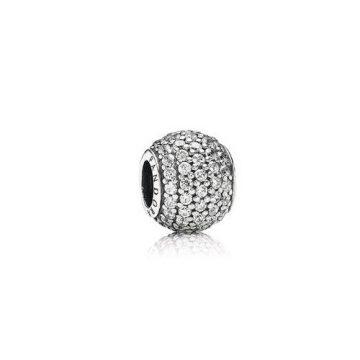 Pandora Pavé gömb charm 791051CZ