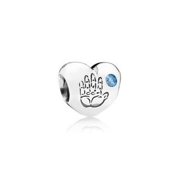 Pandora Kisfiú charm 791281CZB