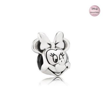 Pandora Disney, Minnie Portré Charm 791587