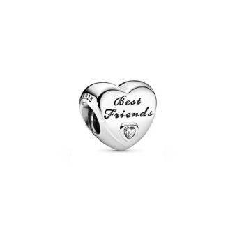 Pandora Legjobb barátok charm 791727CZ