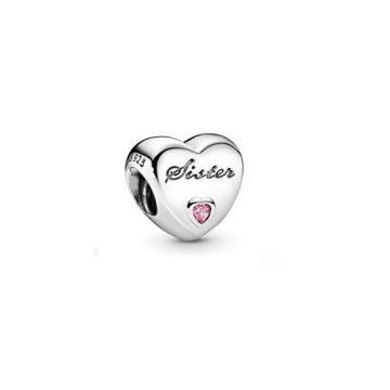 Pandora Lánytestvérek charm 791946PCZ