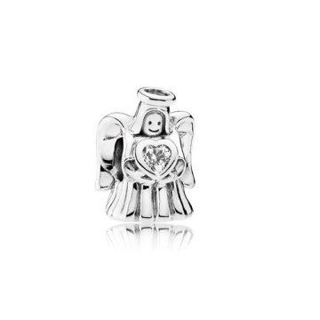 Pandora Angyali Szeretet Charm 792010CZ