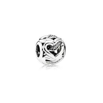 Pandora A Szeretet Szalagja Charm 792046CZ