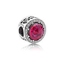 PANDORA Disney, Belle ragyogó rózsája charm 792140NCC