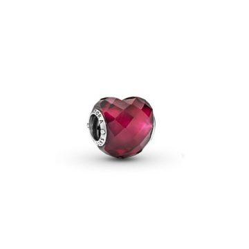 Pandora A szerelem formája rózsaszín charm 796563NFR