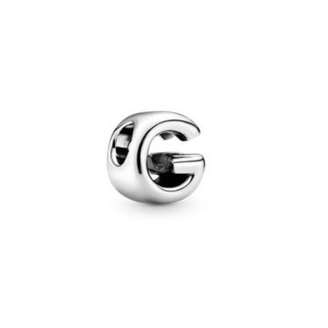 "Pandora ""G"" betű charm 797461"