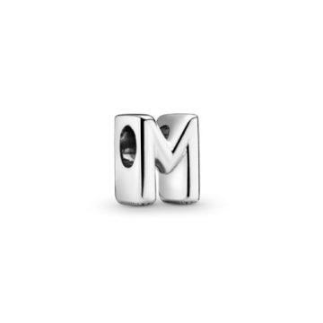 "Pandora ""M"" betű charm 797467"