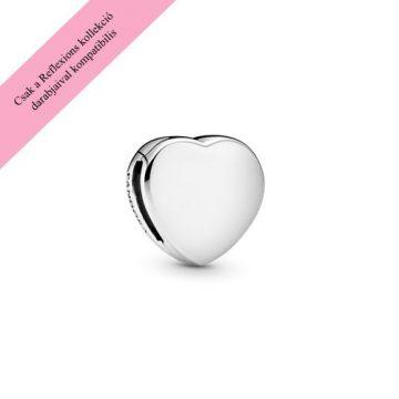Pandora Reflexions szív klip charm 797620