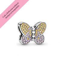 Pandora Reflexions Fényűző Pillangó Klip Charm 797864CZM
