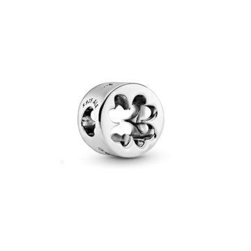 Pandora Kivágott négylevelű lóhere charm 797868