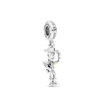 Pandora Disney Pixar Toy Story Woody függő charm 798041ENMX