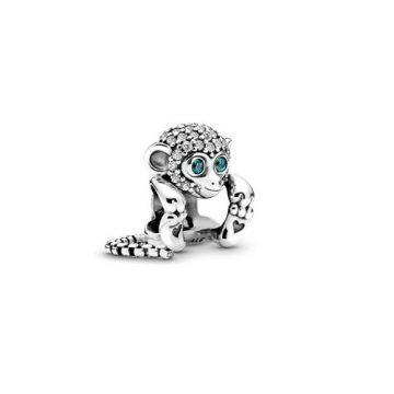 Pandora Csillogó majom charm 798054CZ