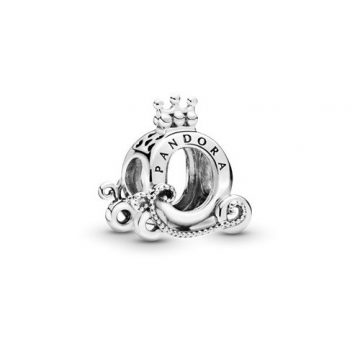 "Pandora Koronás ""O""hintó charm 798323"