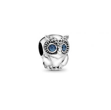 Pandora Bűbájos bagoly charm 798397NBCB