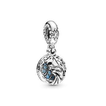 Pandora Disney Jégvarázs Elza és Nokk függő charm 798456C01