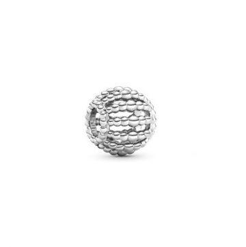 Pandora Gyöngyös áttört charm 798679C00