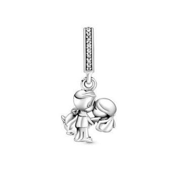 Pandora Házaspár függő charm 798896C01
