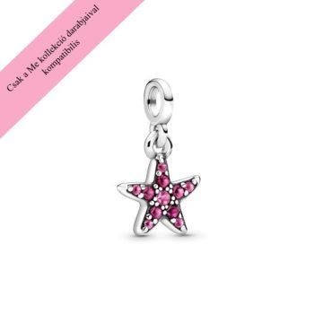 Pandora Me az én rózsaszín tengeri csillagom függő charm 799011C01