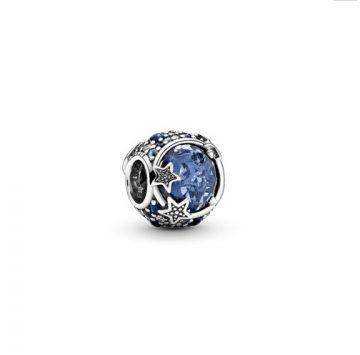 Pandora égen a csillagok kék charm 799209C01