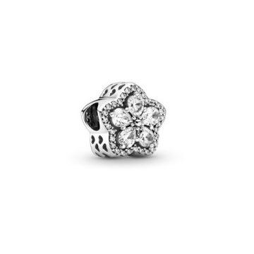 Pandora Szikrázó hópehely  charm 799224C01