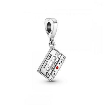Pandora vintage kazetta függő charm 799295C01