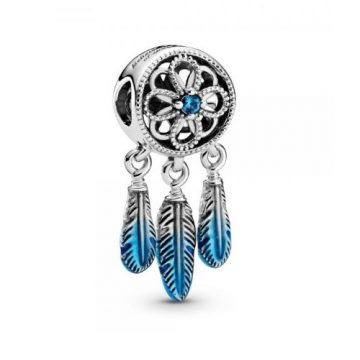 Pandora Kék álomfogó függő charm 799341C01