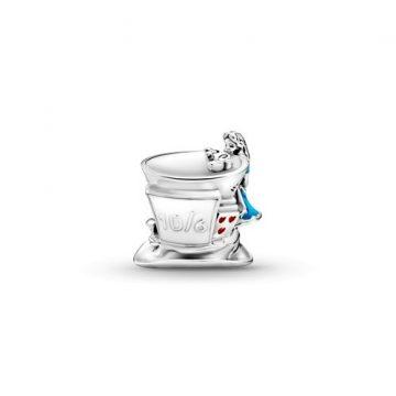 Pandora Disney Alice Csodaországban és a Kalapos uzsonnája charm 799348C01