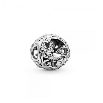 Pandora Disney Alice Csodaországban vigyorgó macska és hernyó charm 799361C00