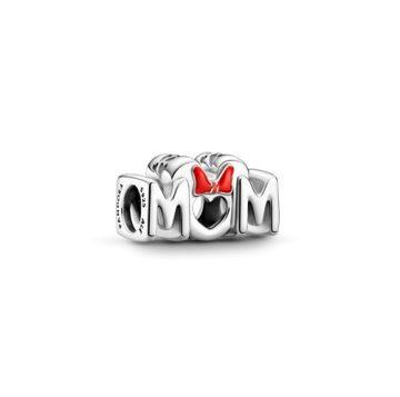 Pandora Disney Minnie Egér masni és anyuka charm 799363C01