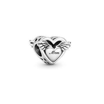 Pandora Angyalszárnyak és Anya charm 799367C00