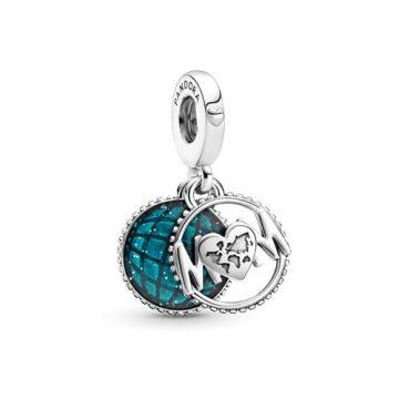 Pandora Anya csillogó világa függő charm 799368C01
