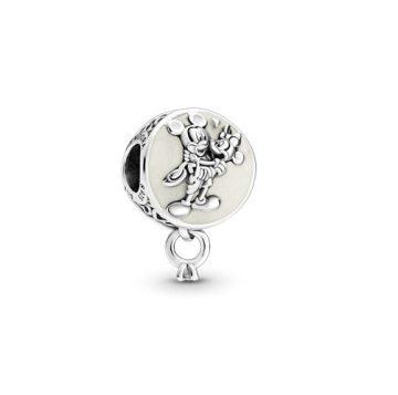 Pandora Disney Mickey és Minnie Egér örök szerelem charm 799395C01