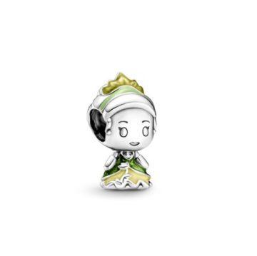 Pandora Disney A hercegnő és a béka Tiana charm 799510C01