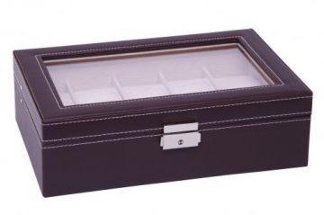 Barna varrott óratartó doboz 10 órának 929