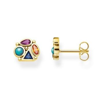 "Thomas Sabo ""colorful stones"" fülbevaló H2034-319-7"