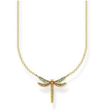 """Thomas Sabo """"dragonfly"""" nyaklánc KE1837-974-7"""