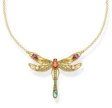 """Thomas Sabo """"dragonfly"""" nyaklánc KE1838-316-7"""