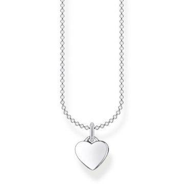 """THOMAS SABO """"HEART"""" NYAKLÁNC KE2049-001-21 (SCKE150322)"""