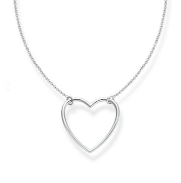 """Thomas Sabo """"heart"""" nyaklánc KE2138-001-21"""