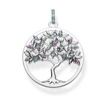 "Thomas Sabo ""Tree of love"" medál PE826-348-7"